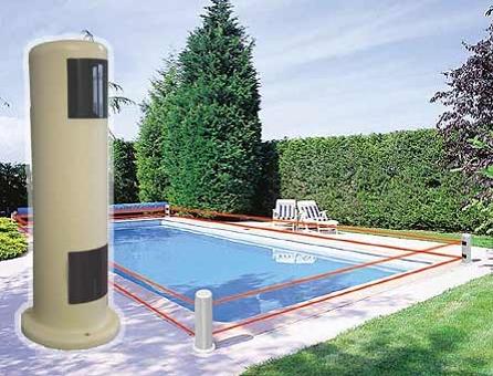 alarme piscine enterree
