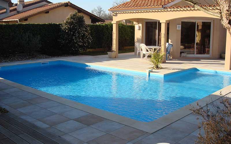 alarme piscine forme libre