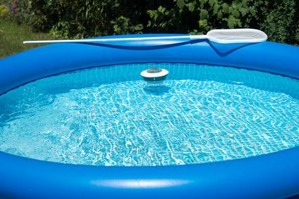 alarme piscine gonflable