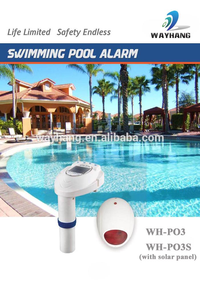 alarme piscine pool scout