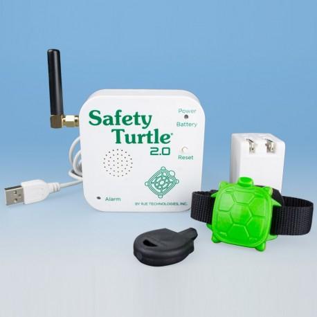 alarme piscine tortue