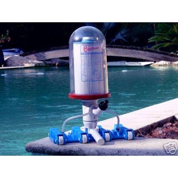 aspirateur piscine a effet venturi
