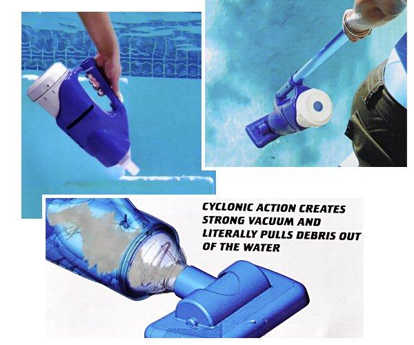 aspirateur piscine catfish