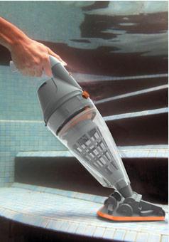 aspirateur piscine kokido vektro pro
