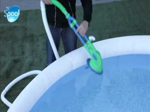 aspirateur piscine la foir'fouille