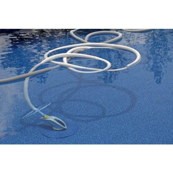 aspirateur piscine n'aspire pas