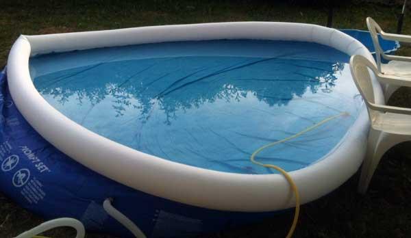 aspirateur piscine probleme