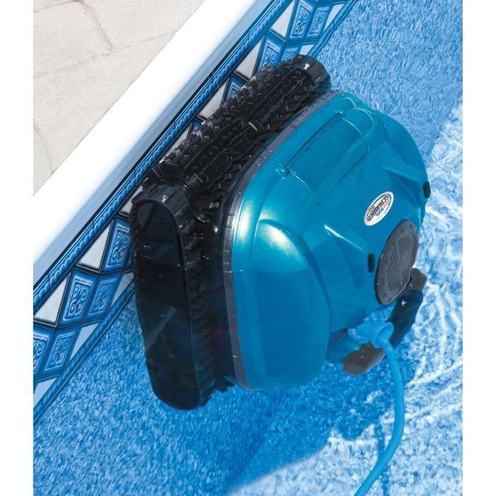 aspirateur piscine qui n'avance pas