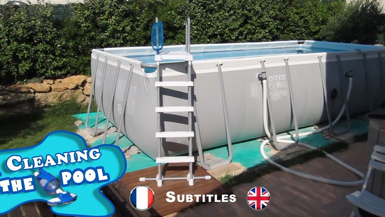 aspirateur piscine tubulaire