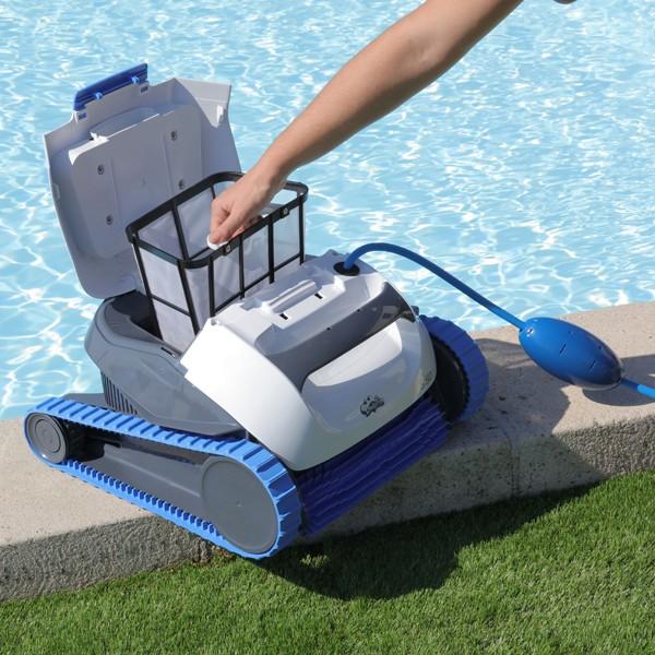 aspirateur piscine vortex
