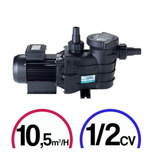filtration piscine 12m3