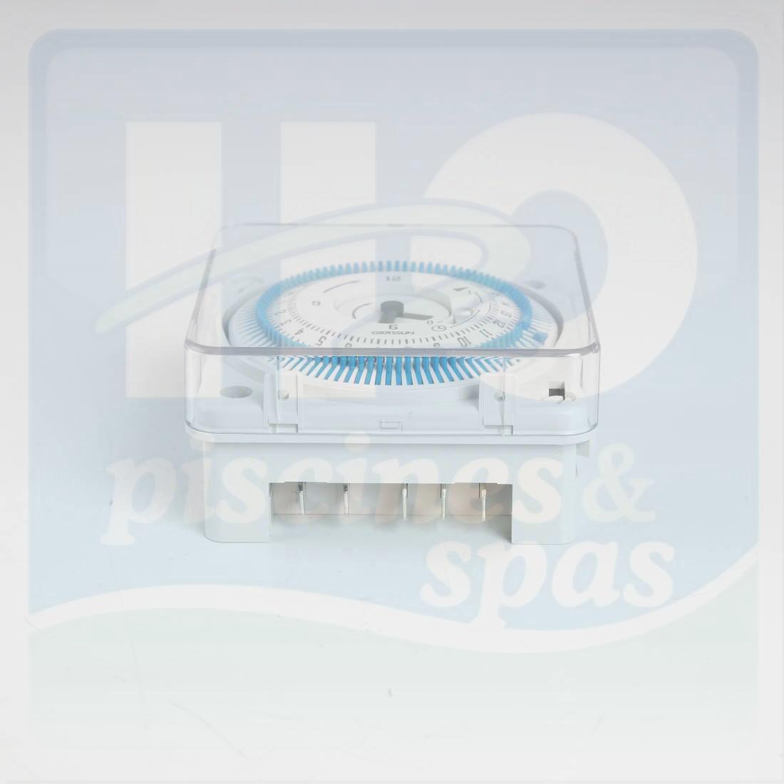 filtration piscine 24h