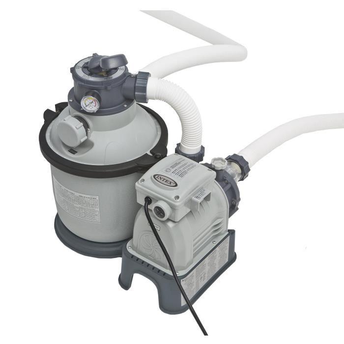 filtration piscine 4m3