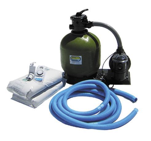 filtration piscine 5m3