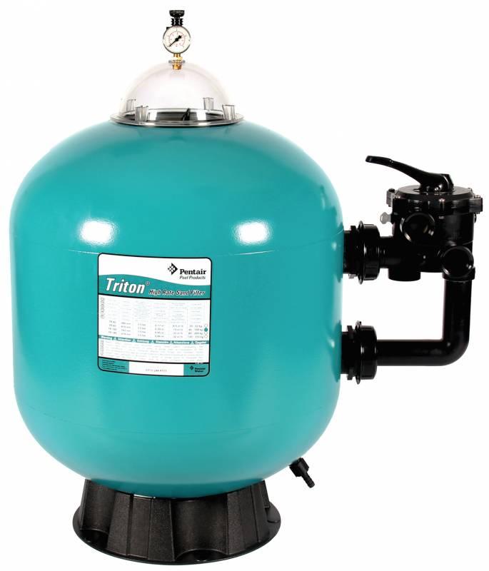 filtration piscine debit
