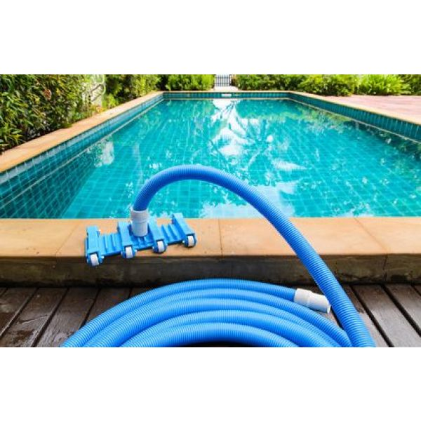 filtration piscine en panne