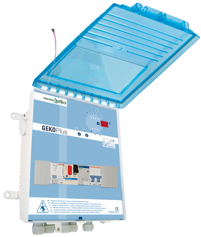 filtration piscine et gel