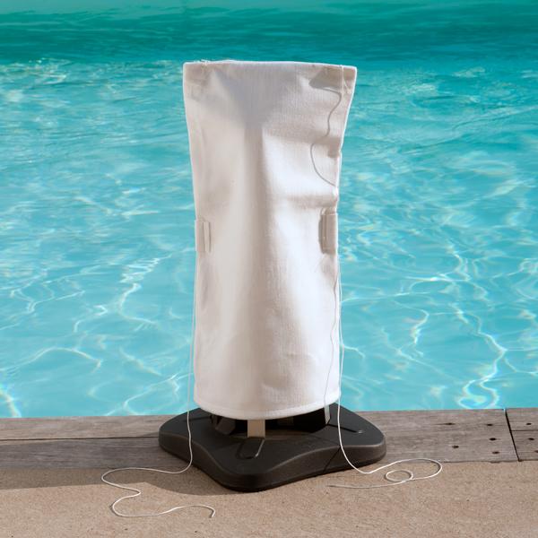 filtration piscine faible