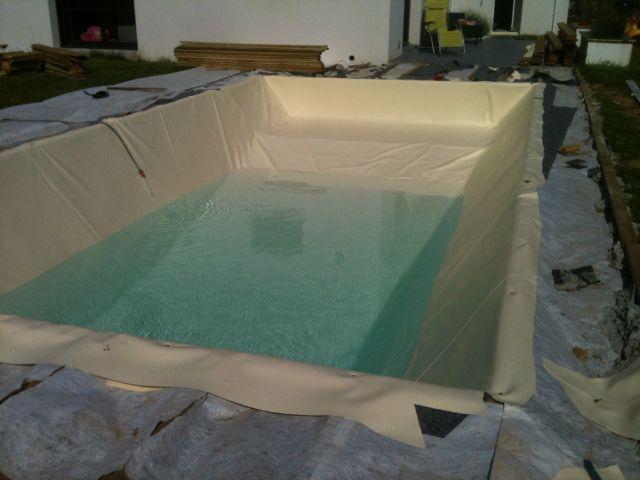filtration piscine geomembrane