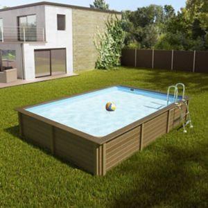 filtration piscine hors sol castorama