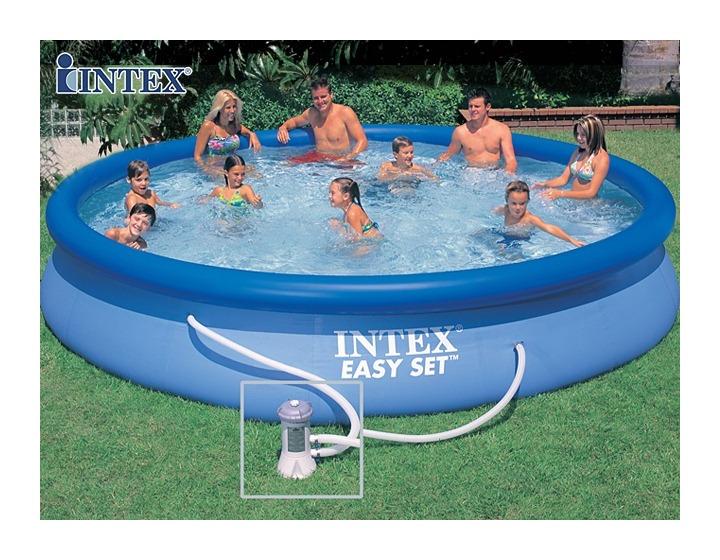 filtration piscine intex 2.44