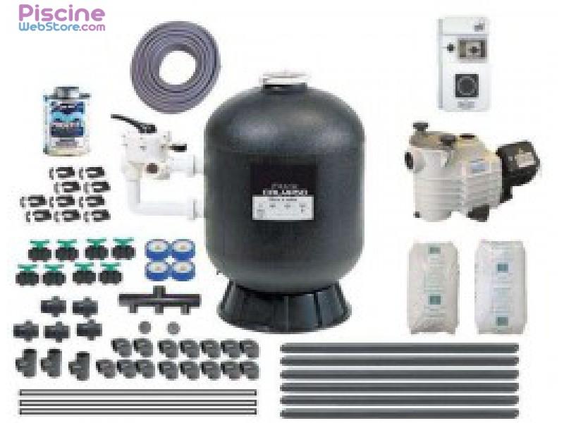 filtration piscine kit