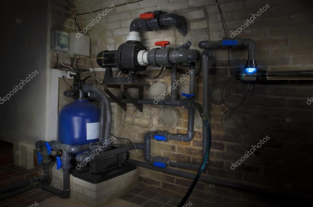 filtration piscine lampe uv