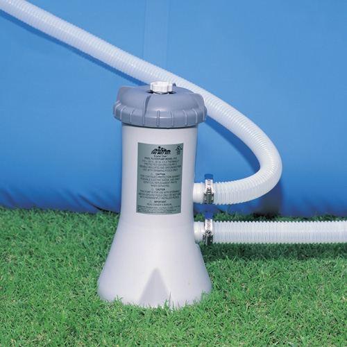 filtration piscine pompe