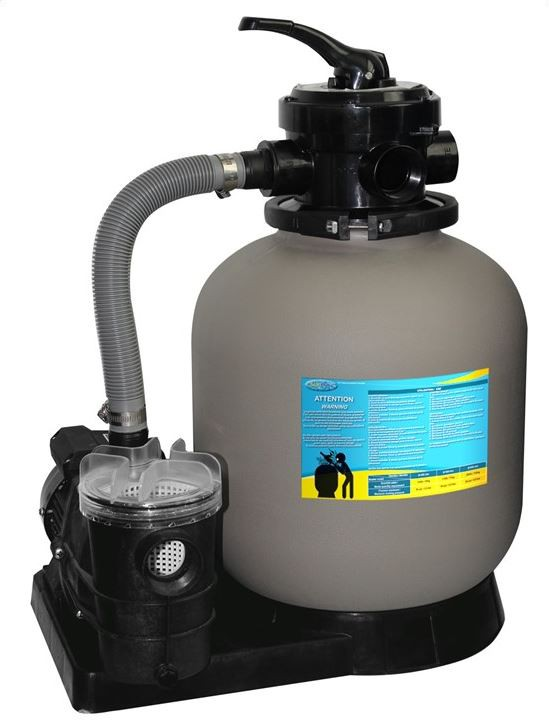 filtration piscine sunbay