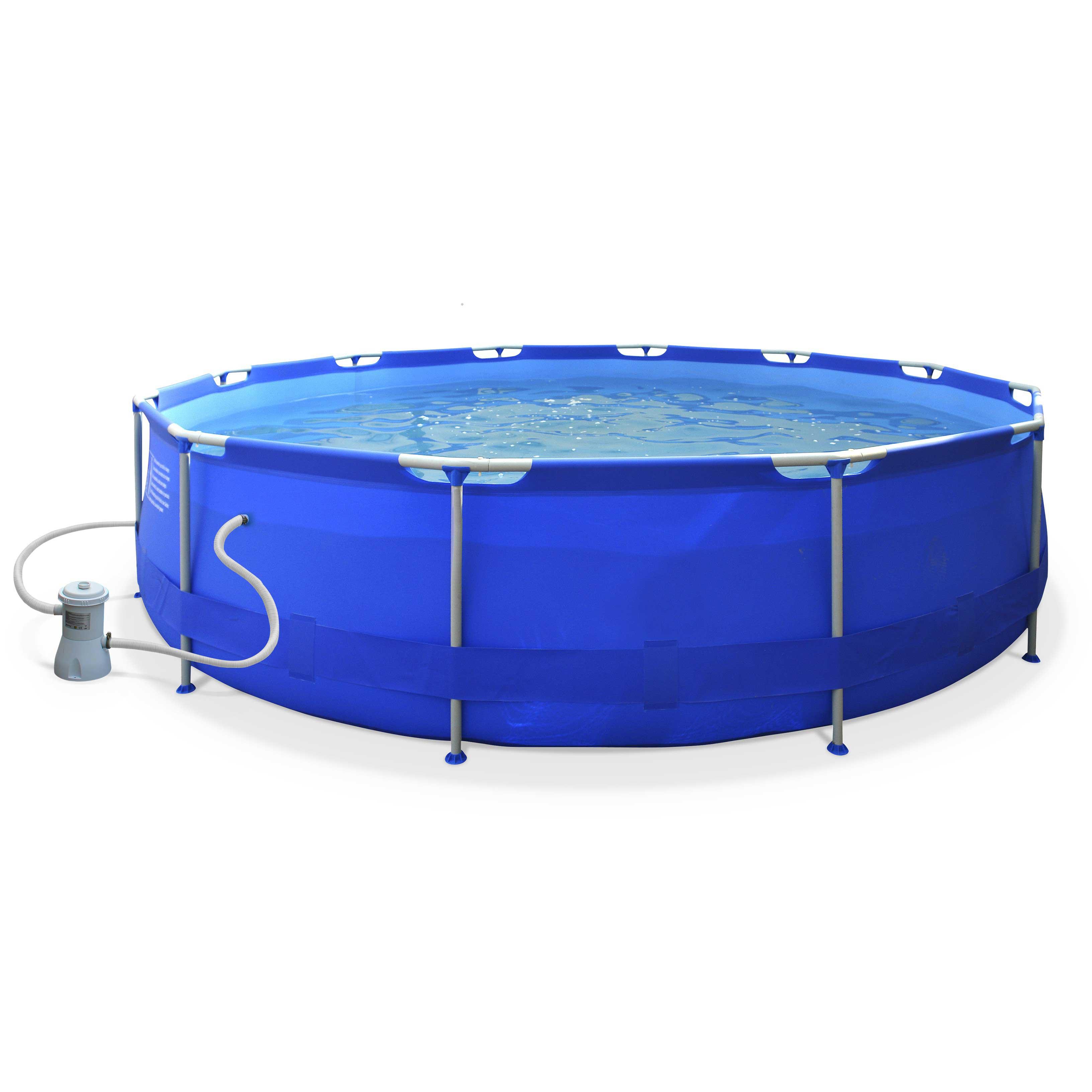 filtration piscine tubulaire